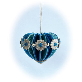 Leane Creatief - Lea'bilities und By Lene Cutting dies, Christmas Baubles