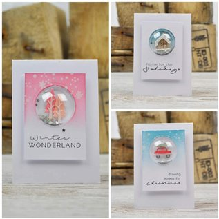 Sizzix Cutting dies,  Christmas Baubles