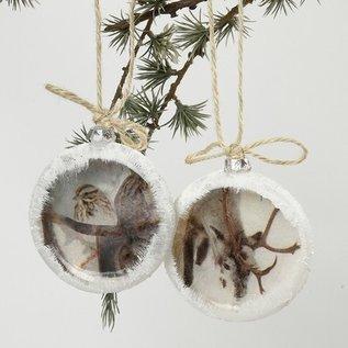 DECOUPAGE AND ACCESSOIRES Decoupage Papier, 10 Blatt, Tiere im Winter je 25x35cm
