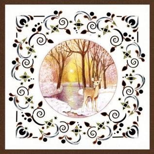 JEANINES ART  Dot and Do Bastelset, KartenSET, Bastelset, KartenSET, Jeanine's Art, Yellow Forest