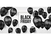 BLACK FRIDAY  =  BLACK WEEK