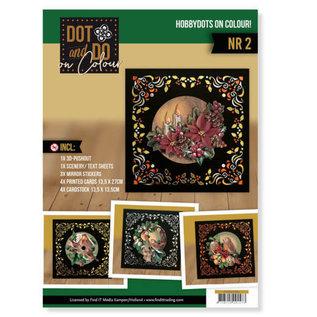 Complete hobbydots set, kaartenset