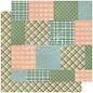 GRAPHIC 45 Woodland Collection, designer blok 30,5 x 30,5 cm + stickervel