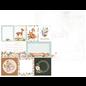 Karten und Scrapbooking Papier, Papier blöcke Designpapier Tea Party, 12 x 12cm, 240gr