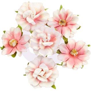 Prima Marketing und Petaloo Prima Marketing Mulberry Paper Flowers -Big Sur / Golden Coast, 6 / Pkg