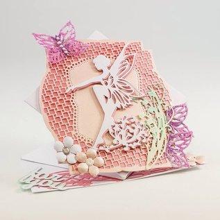 Tonic Studio´s Ponsen sjabloon: Lily