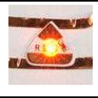 BASTELSETS / CRAFT KITS Bastelset: 3 Mini LED-Schaltung Aufkleber + 60cm Kupfer Klebeband