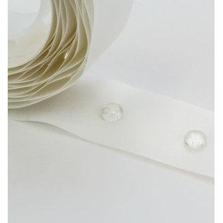 BASTELZUBEHÖR, WERKZEUG UND AUFBEWAHRUNG Mini kleefstippen, diameter 4 mm, dikte 110 stuks