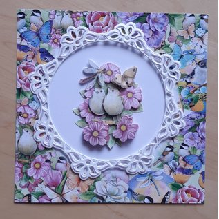 Joy!Crafts / Jeanine´s Art, Hobby Solutions Dies /  Motif paper, 15.2 x 15.2 cm, 23 sheets printed on both sides, 170gr