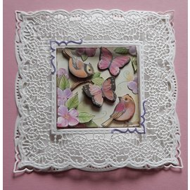 Joy!Crafts / Jeanine´s Art, Hobby Solutions Dies /  Hoja troquelada A4, Happy Birds