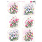 Marianne Design Picture sheet, A4, Mattie's Mooiste - Floral Spring