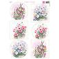 Marianne Design Prentenblad, A4, Mattie's Mooiste - Floral Spring