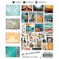 Studio Light EASYOV649 - Gestanste papierset Ocean View nr. 649