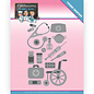 Yvonne Creations Punching stencils SET, punching stencils SET, designer block and die cut sheet collection Theme: Health