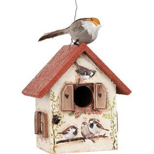 DECOUPAGE AND ACCESSOIRES Decoupage SET, Birds, met 8x A4-vellen