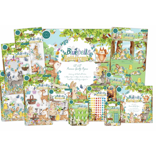 Craft Consortium Bluebells and Buttercups Collection