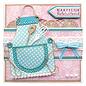 Marianne Design Snij- en embossing-sjablonen SET, Craftables, schort, 9 x 11 cm