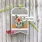Stempel / Stamp: Transparent Stempel Transparant, A5, Cc. Ontwerpen, schattige beren