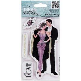 """Docrafts / Papermania / Urban Postzegel, """"met liefde"""" Art Deco Baltimore"""