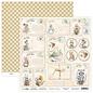 HCP Bedtime collection, paper block 20.3 x 20.3 cm