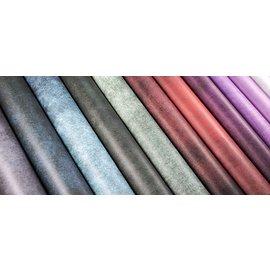 Papierset, grunge, donkere felle kleuren, 40 dubbelzijdige vellen, 20 ontwerpen, 180 gsm cardstock