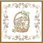 Stansvel, A4, Yvonne Creations - Newborn - Babymand