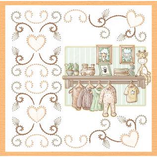 Stansvel, A4, Yvonne Creations - Newborn - Baby