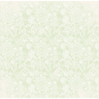 Wunderschönes Papierset, 20,3 x 20,3 cm, 12  doppelseitig bedruckt, 190 gsm