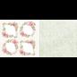 HCP PapierSet, First LOve, 20,3 x 20,3 cm, 12 dubbelzijdig bedrukt, 190 gsm