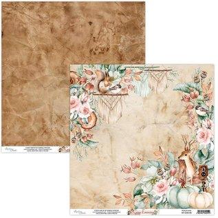 Karten und Scrapbooking Papier, Papier blöcke Designerblok, 15,2 x 15,2 cm, 24 vellen, 240 gsm, + bonus 2 vellen met decoraties