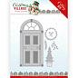 Yvonne Creations Snijmallen, deur, Kerstmis