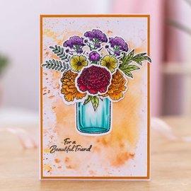 Stempels & snijmallen, Build-A-Bouquet