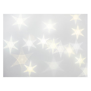 Sterren folies, 18 x 18cm, 5 stuks, effect folies sterren,