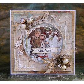 Gloednieuw! Vintage Kerstcollectie