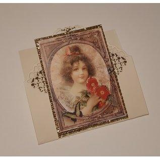 Precious Marieke Mallen, Romantische rozen, Rose Fence Square