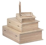 Holz, MDF, Pappe, Objekten zum Dekorieren