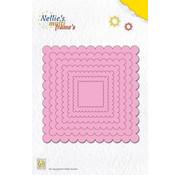 Nellie Snellen quadrilateri Multi template