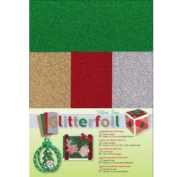 Karten und Scrapbooking Papier, Papier blöcke stagnola glitter