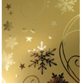 Karten und Scrapbooking Papier, Papier blöcke A4 effet carton, l'or
