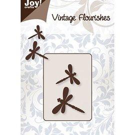 Joy!Crafts / Jeanine´s Art, Hobby Solutions Dies /  Stanzschablonen: 2 Libelle