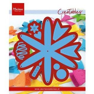 Marianne Design Stanzschablonen: Rosette