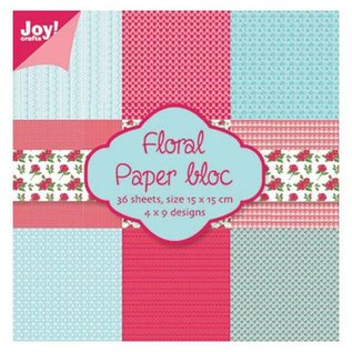Joy!Crafts / Jeanine´s Art, Hobby Solutions Dies /  Bloque diseñador, 15,5 x 15,5 cm