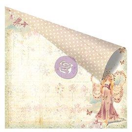 Prima Marketing und Petaloo Design papir 2-sidet, Sophia