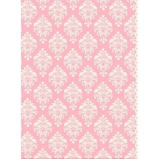 Karten und Scrapbooking Papier, Papier blöcke Designerpapierset Shabby Chic