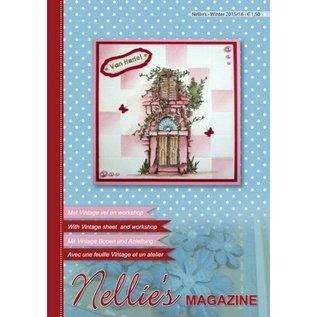 Bücher, Zeitschriften und CD / Magazines A4 Zeitschrift, Nellie, Winter