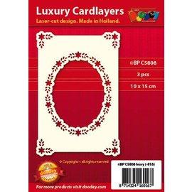 KARTEN und Zubehör / Cards Luxury card layout: set of 3