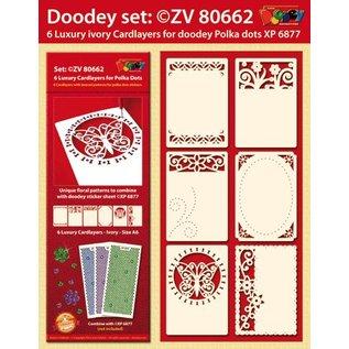 KARTEN und Zubehör / Cards 6 Luxe kaart lay-outs