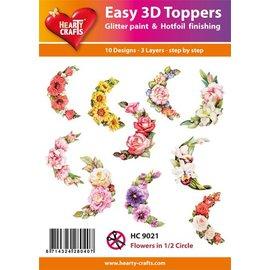 Bilder, 3D Bilder und ausgestanzte Teile usw... 10 bonitos motivos 3D aglomerado! Individualmente empacado en una bolsa pequeña