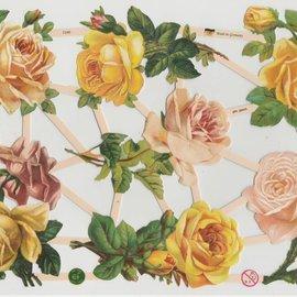 BILDER / PICTURES: Studio Light, Staf Wesenbeek, Willem Haenraets A5, scarti: Roses