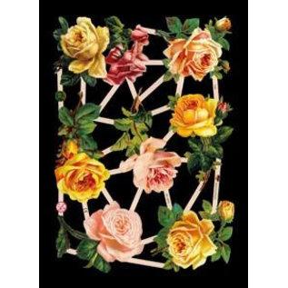 Bilder, 3D Bilder und ausgestanzte Teile usw... A5, Glanzbilder: Rosen